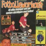 Fotboll 2000's Fotbollsworkout DVD från 2008