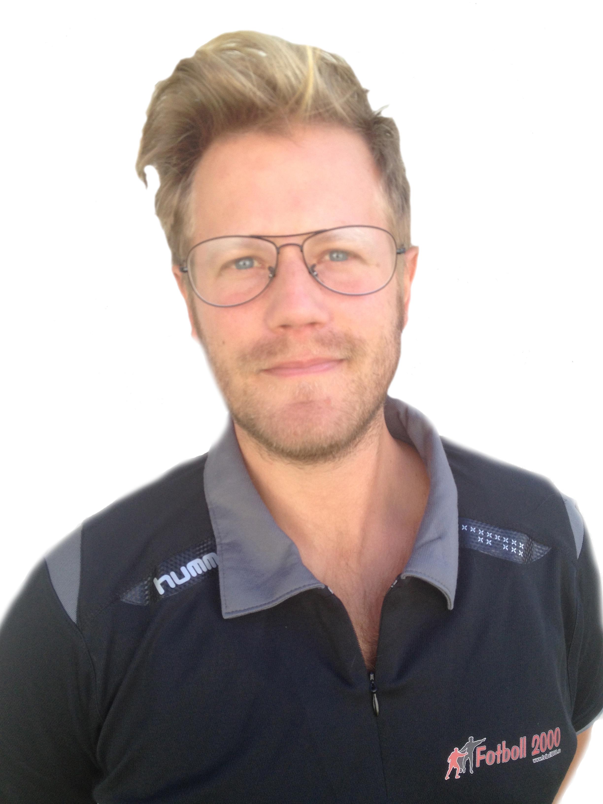 Fotboll 2000's Johan Nexborn