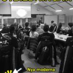 Fotboll 2000's Johan Nexborn håller i en tränarutbildning för Näsets SK i svertvitt